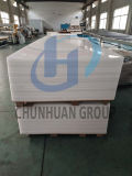 Profession in HDPE White Plate