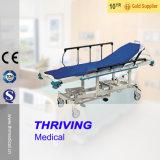 Hydraulic Stretcher for Hospital Transportations