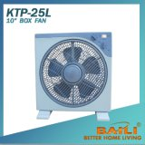 10 Inch Electric Box Fan with Timer