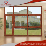 Powder Coated Thermal Break Aluminium Profile Double Glazing Sliding Window