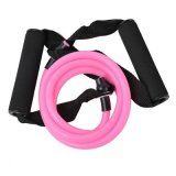 Home Gym Fitness Equipment Workout Yoga Exercise Resistance Tube Handles