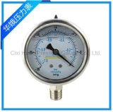 60mm All Stainless Steel Vacuum Pressure Meter