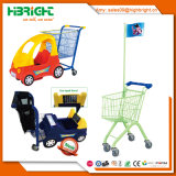 Supermarket Kiddie Shopping Trolley Cart