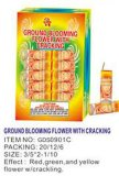 Ground Bloom Flower Spinner Fireworks