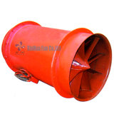 Mining Axial Flow Fan for Local Ventilation System