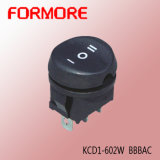 Round Rocker Switch /Paddle Switch /Boat Switch