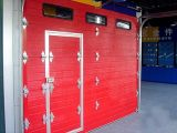 High Lift Industrial Door (50mm thick)