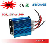 High-Power 20A 12V 24V PWM Solar Charge Controller