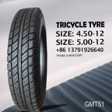 Tricycle Tyre/Tire and Tube (butyl& rubber inner tube) 450-12 500-12 Tyre
