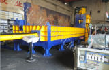 (500 T -630MTS force) Baler and Shear