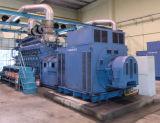 4000kw Black Start Diesel Generator Power Plant