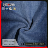Factory Hot Selling 32*32 4oz 100% Cotton Denim Fabric