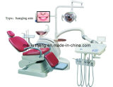 Dental Unit Chair FDA CE Approved Al-398sanore Model PU Leather