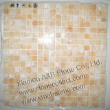 Honey Onyx Mosaic Tiles