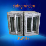 Social Project UPVC Single Glass Window