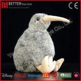 ASTM Stuffed Animal North Island Brown Kiwi Plush Kiwi Soft Bird Toy