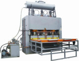 Particle Board Short Cycle Lamination Hot Press Woodworking Machine