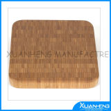 3-Layers Cross Overlapping Bamboo Cutting Board