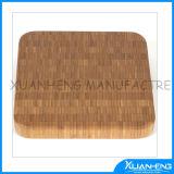 3-Layers Cross Overlapping Bamboo Cutting Board