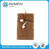 Fashion Customized Business Logo Packing Printed Velvet Bag