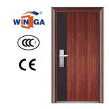 Popular Europ Style Entrance Iron Steel Door (W-S-05)