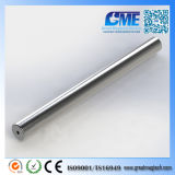 Strong D25.4X304.8mm Cylinder Permanent Neodymium Magnet