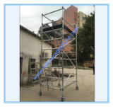 Safe Ce Passed Mobile Scaffold Aluminum for Decoration