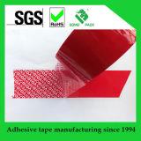 Waterproof Pet Acrylic Adhesive Security Opened Void Tape