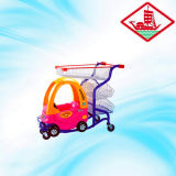 Shopping Trolley with Baby Car for Sale