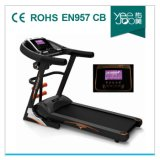 2017 New 3.0HP with LCD Display Motorized Treadmill