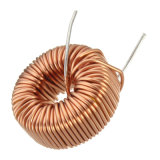 Brass Tone Toroid Core Inductor Coil Wire Wind Wound