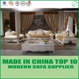 U. K. Home Furniture Living Room Leather Sofa Set