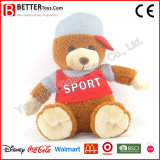 Sports Promotion Soft Toys Stuffed Animal Plush Bear Toy