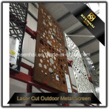 Wholesale Prices Decorative Laser Cut Aluminum Garden Fences and Gates Panels