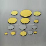 Giai High Precision Silicon Substrate IR Optical Reflector Gold Mirror
