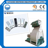 Spare Parts for Hammer Mill, Carbide Hammer Blades