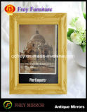 Hand Carved Wooden Decorative Photo Frame
