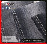 Black 12s Cross Patch Twill Trdenim Fabric