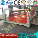 Hot! Mclw11nc-90X3000 Hydraulic Symmetric Three Roller Plate Rolling Machine, Bending machine