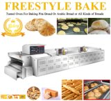 Full-Auto Gas Tunnel Oven for Baking Arabia or Pita Bread with 500PCS/hr (ALB-90Q)