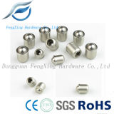Stainless Steel Open End Positioning Spring Ball Plunger