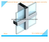 Envrimental Friendly Exposed Frame Curtain Wall