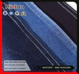 Twill Terry Inside 4way Stretch Knitting Denim fabric