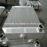 Aluminum Truck Excavator Radiator Core