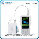 New-Medical Use Handheld Etco2&Multigas Monitor