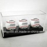 Custom Clear Acrylic Baseball Display Case