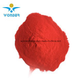 Ral3028 Red Sand Texture Effect Powder Coating for Zinc Alloy