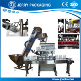 Factory Supply Automatic Spindle Plastic Round Cap Screwing & Capping Machine