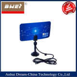 as Thin as Paper VHF & UHF TV Antenna Indoor Use