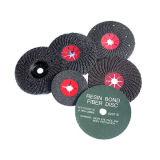 Semirigid Fibre Discs